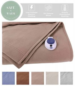 Softheat By Perfect Fit Electric Blanket Deals 2019