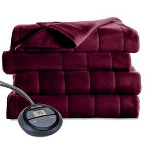 Sunbeam Heated Blanket Black Friday Deals 2019