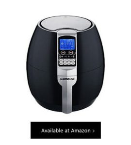GoWISE USA GW22611 8-in-1 Electric Air Fryer