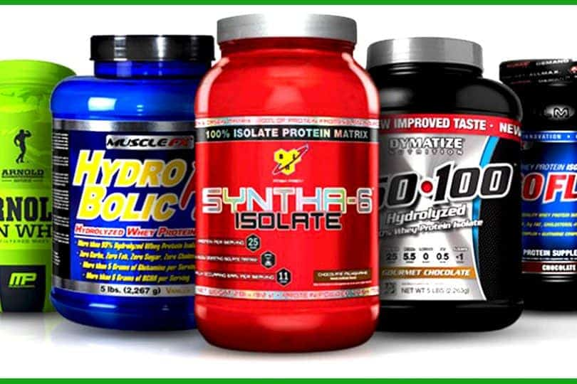 Top 5 Best Whey Protein Powders Review April 2019 Muscle Booster