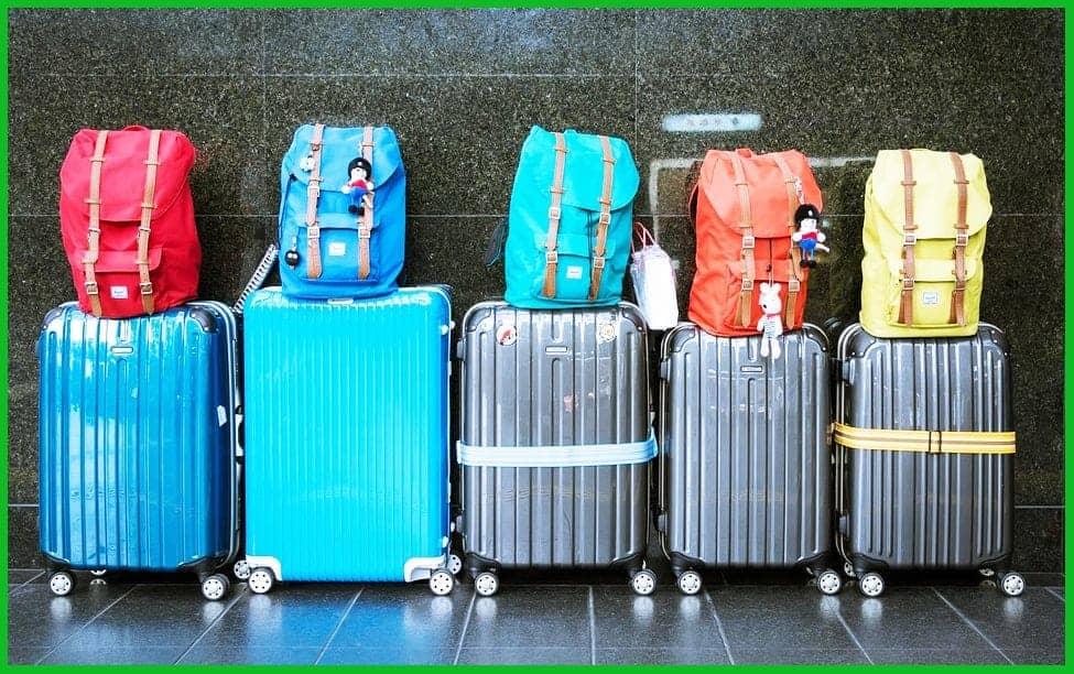 Best 2019 Black Friday Deals 10ATop | Luggage Set Black Friday Deals 2019   Heavy Discounts