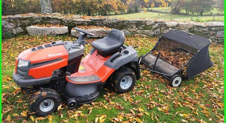 Riding Lawn Mowers Black Friday Deals