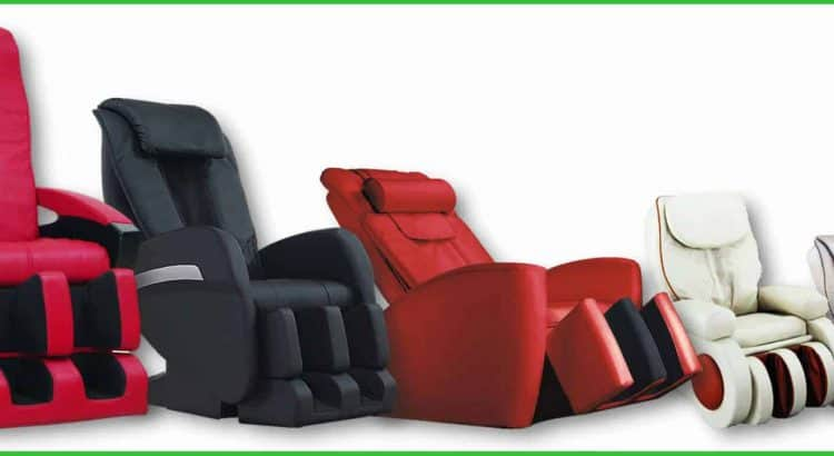 Top 5 Best Recliner and Massage Chair Black Friday Deals