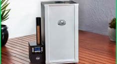 electric smoker black Friday deals