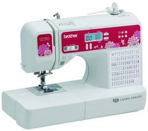 KPCB 201 Mini Sewing Machine with Extension Table