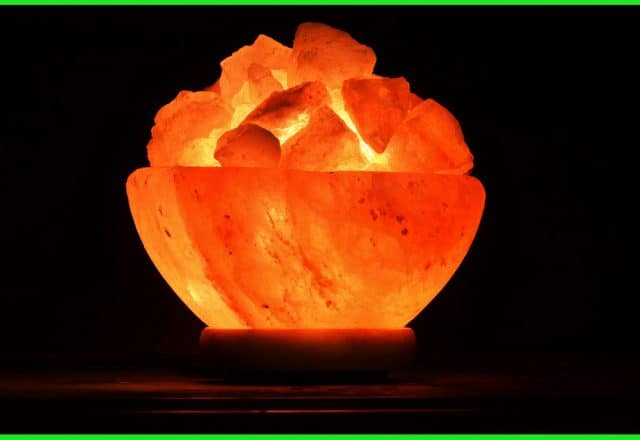 salt lamp black Friday