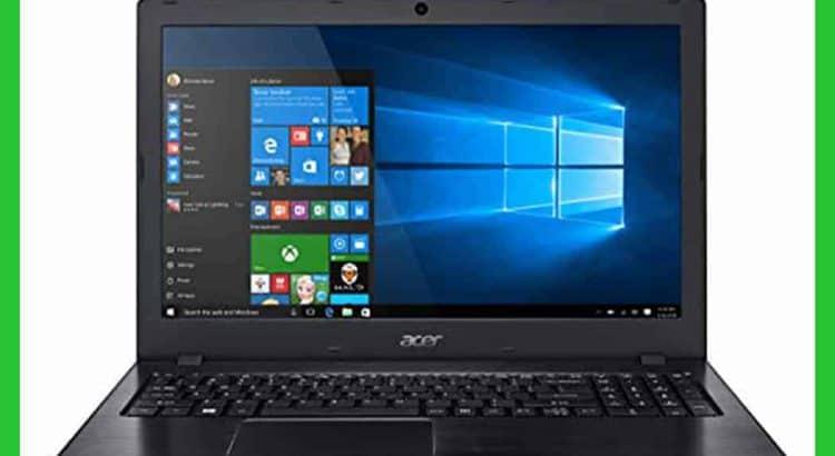 Acer Aspire E15 Black Friday