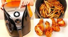 Black+Decker HF110SBD Air Fryer