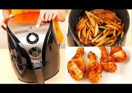 Black+Decker HF110SBD Air Fryer