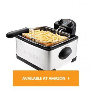 Chefman Deep Fryer with Basket Strainer review