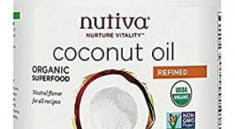 Nutiva Coconu Oil Best Deep Fryer Oil