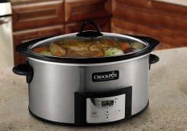 Crock-Pot SCCPVI600-S Countdown Slow Cooker