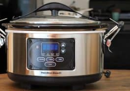 Hamilton Beach 33967A Slow Cooker